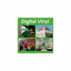 Digital Vinyl Wallpaper Printed Per Meter