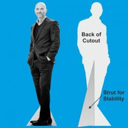 Lifesize Cutouts - 1830mm or 6ft High
