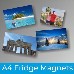 A4 Fridge Magnet