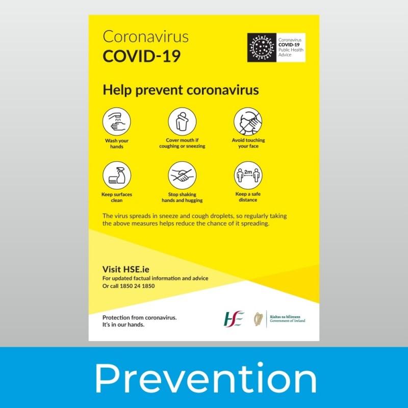 Covid-19: Prevention