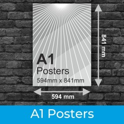 A1 Posters and Photo Printing