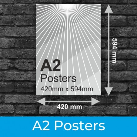 A2 Posters and Photo Printing