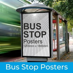 Bus Stop Posters