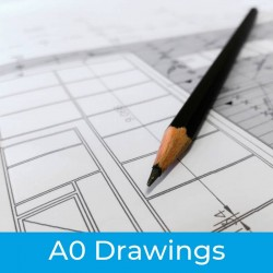 A0 Planning Drawings