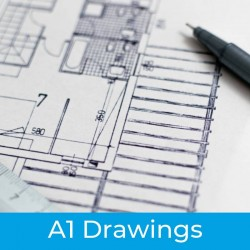 A1 Cad Drawings