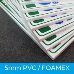Foamex / PVC