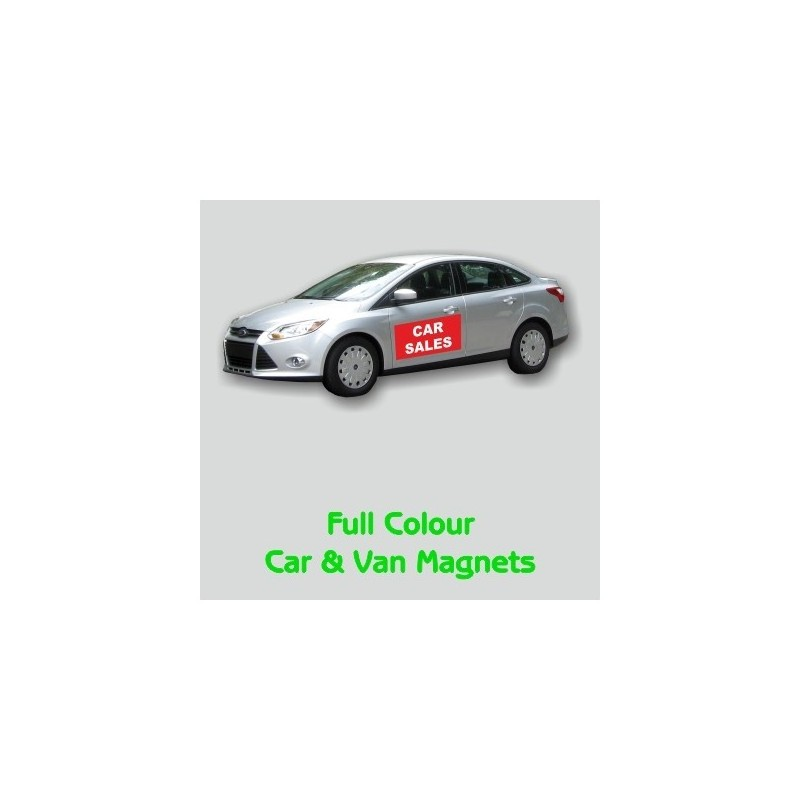 e21582f4f841af Car and van magnet signs for promoting your company