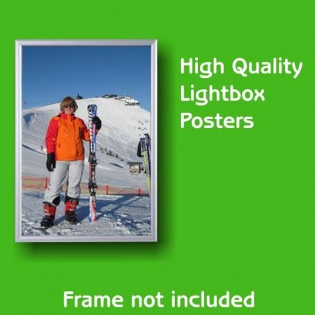 Lightbox Posters (Duratran)