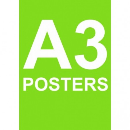 A3 Posters and Photo Printing