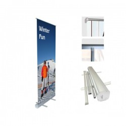 Great Value Roll Up Banner