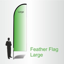 Feather Flags Large