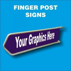 Finger Post Sign